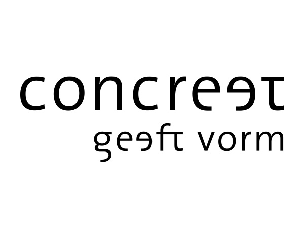 Concreet geeft vorm Concept & Vormgeving Amersfoort