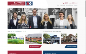website govaert webdesign next buzz amersfoort