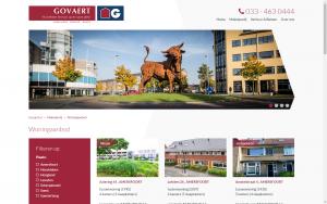 website govaert webdesign next buzz amersfoort