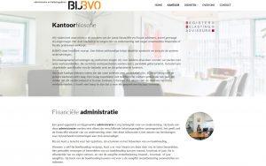 screenshot 4 bijbvo website
