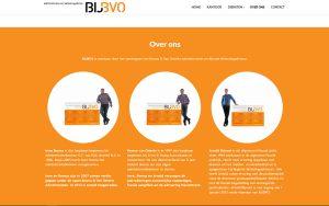 screenshot 3 bijbvo website