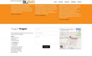 screenshot 2 bijbvo website