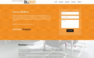 screenshot 1 bijbvo website