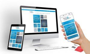 Evers en Manders responsive webdesign