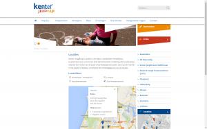 screenshot 4 kenter jeugdhulp website