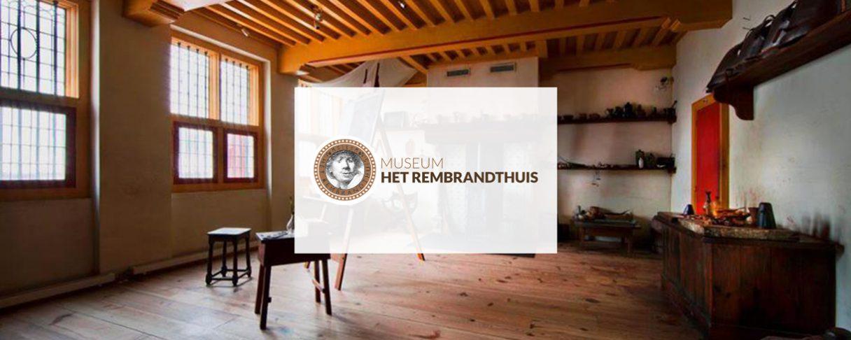 realisatie website museum het rembrandthuis header