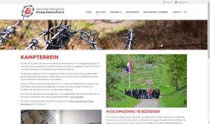 screenshot 4 kampamersfoort website