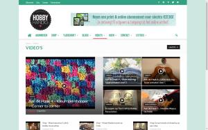 webdesign website hobbyhandig nextbuzz amersfoort