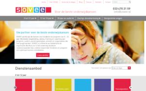Sovee website