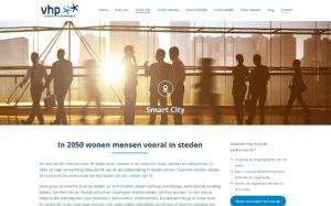 VHP website