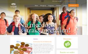 Leergeld website