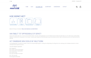 minitissue website