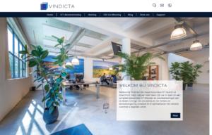 Vindicta website