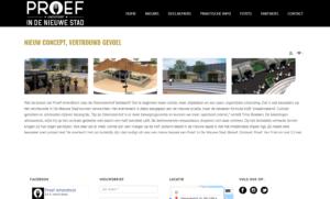 Nieuw concept Proef Amersfoort