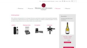 Heeren van Heusden - Wijncadeau