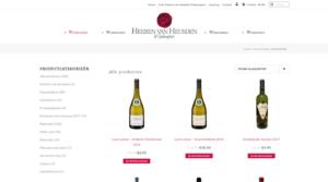 Heeren van Heusden - Wijnwinkel