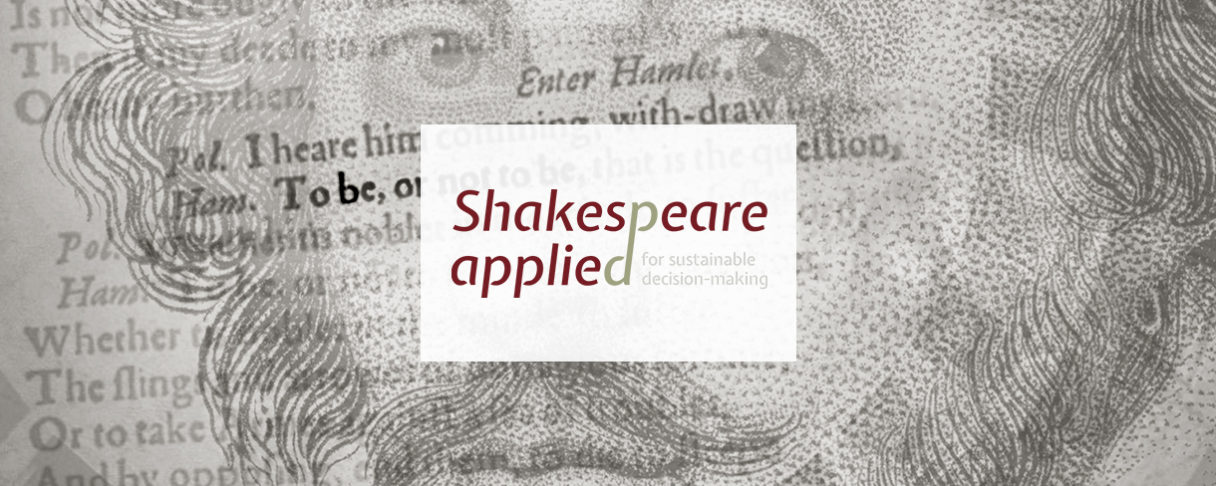 Shakespeare applied