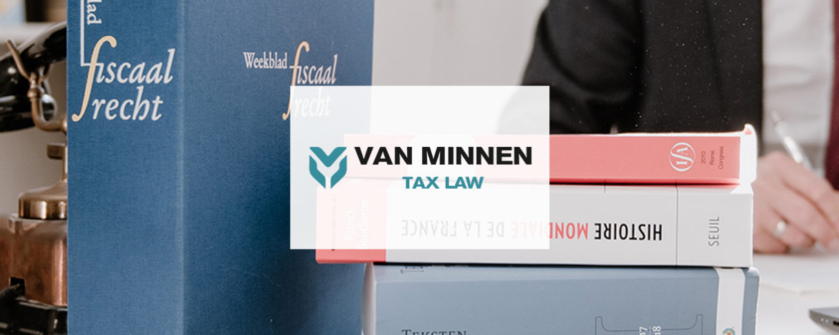 van Minnen Tax Law