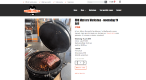 BBQ-Masters - Workshop