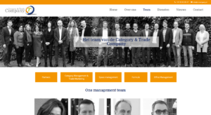 CT-Company - Het team van Category & Trade Company