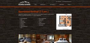 Haus Resswald website