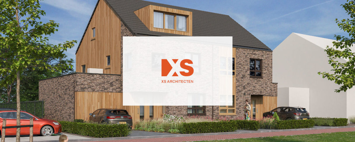 XS Architecten website