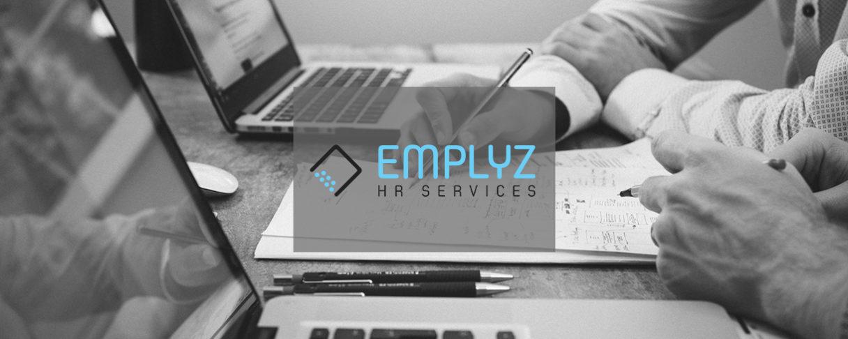Emplyz HR Services website