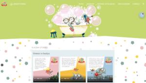Ivy & Oliver webshop sunday stories