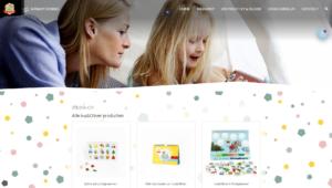 Ivy & Oliver webshop