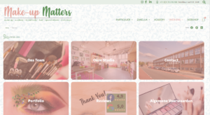 Make up Matters over ons