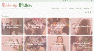 Make up Matters zakelijk