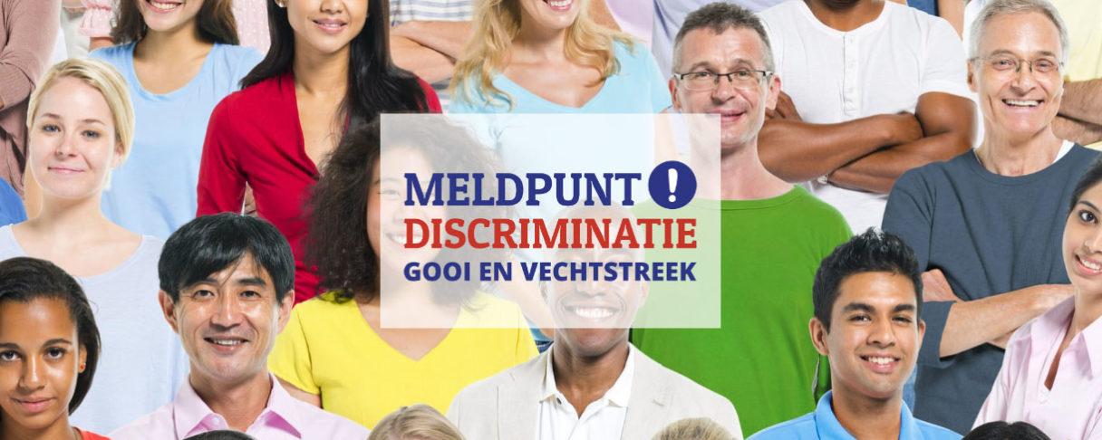 Meldpunt discriminatie header