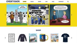 Evert Kwok Website