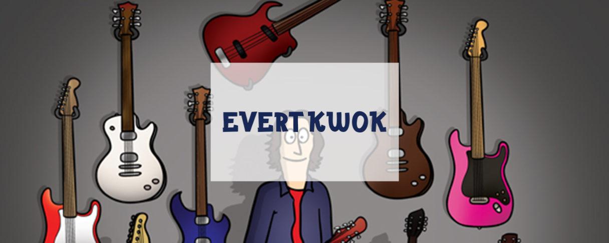 Evert Kwok Website logo