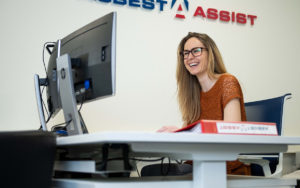 Asbest Assist website
